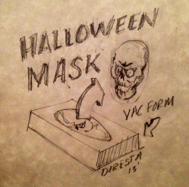 mascara diresta