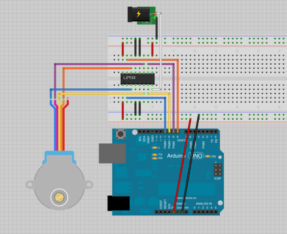 Arduino /cmd_vel and /odom with Pololu motors w/ encoder