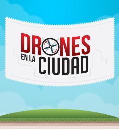 Drones en la Ciudad