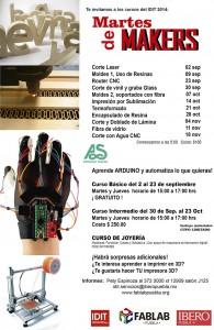 Martes de Makers @ FabLab Puebla | Distrito Federal | México
