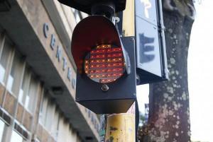 Semáforo de polución del aire @ Centro de Cultura Digital | Ciudad de México | D.F. | México