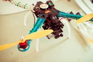 Construcción de drones @ Local de Arte | Ciudad de México | Distrito Federal | México