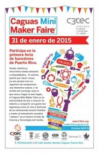 Caguas Mini Maker Faire @ Centro Criollo de Ciencias y Tecnología del Caribe