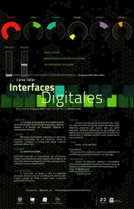 Interfaces Digitales @ Facultad de Arquitectura UNAM