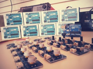 Taller de Arduino Básico @ Hacedores Makerspace