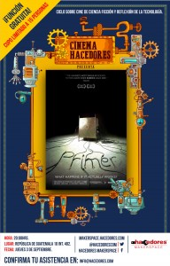 CINEMA HACEDORES @ Hacedores Makerspace