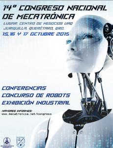 14° Congreso Nacional de Mecatrónica @ Centro de Negocios de Contabilidad, UAQ