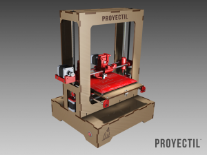 Arma tu propia impresora 3D @ Hacedores Makerspace
